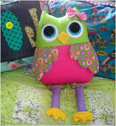 Crazy stitches, patterns for embroidery ~ DIY Tutorial Ideas! Bag Patterns To Sew, Sewing Patterns, Owl Patterns, Tote Pattern, Diy Bags Tutorial, Tutorial Sewing, Bag Tutorials, Purse Tutorial, Sewing Tutorials