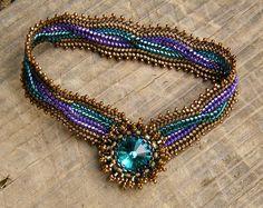 Wedding Colors - Teal Purple Bronze