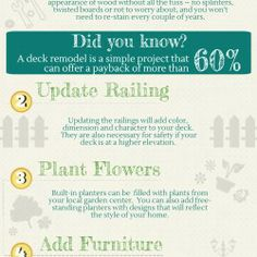Upgrade Outdoor Space to Increase the Value of Your Home