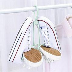 b0dfdaeb88a1b8 Multifunctional Creative Shoe Hanger 3PCS