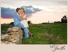 Cowboy Boots Engagement, Summer Engagement Photo, Farm Engagement Photo, Middle Tennessee Engagement