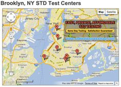 STD Testing Brooklyn