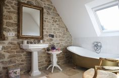 salle de bain chambre Ouessant