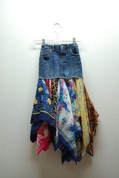 denim,boho,hippie, upcycled clothing
