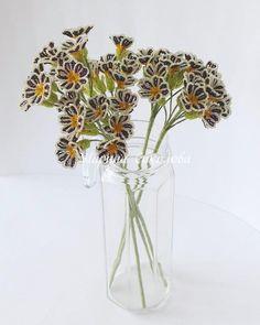Beaded Flowers, Glass Vase, Beads, Jewelry, Decor, O Beads, Jewellery Making, Decoration, Jewlery