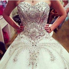 FASHION #wedding dress