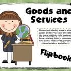 Goods and Services Allocation Flibook ~ 2nd Grade Georgia Social Studies Only $3