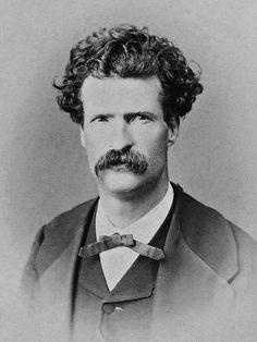 Mark Twain by Abdullah Frères, 1867.Abdullah Biraderler tarafından çekilen fotoğrafı. (1867)