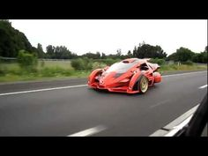 AERO spotted on highway // Top Gear, Kit Cars, Super Bikes, T Rex, Concept Cars, Motorcycles, Wheels, Track, Toys