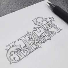 Legit__ Hand Lettering by [ts]Christer __ http://www.letteringsupply.com #LetteringSupplyCo.