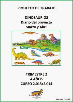 DINOSAURIOS MARZO Y ABRIL    Publish at Calameo  or read more publications .