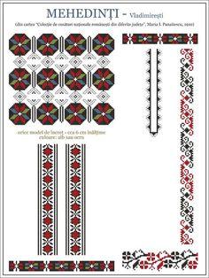 Орнамент Молдавия Румыния Folk Embroidery, Embroidery Patterns, Knitting Patterns, Wedding Album Design, Crochet Borders, Modern Cross Stitch Patterns, Cross Stitching, Beading Patterns, Needlework