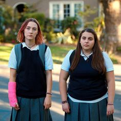 """14.6k Likes, 261 Comments - Entertainment Weekly (@entertainmentweekly) on Instagram: """"#LadyBird has officially become the best-reviewed movie ever on @RottenTomatoes! #GretaGerwig's…"""""""