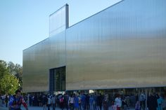 Garage Museum, Mosca Rem Koolhaas Necessary #367