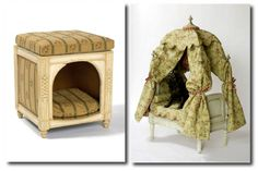 Luxury Cat or Dog Beds From Prestige Houses