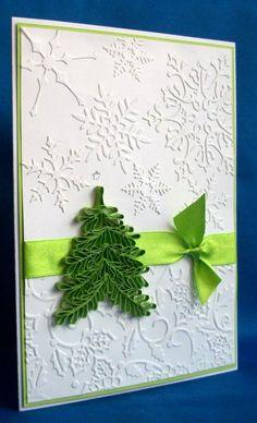 http://quilling-krapp.de/ Quilling und Karten by Raissa Krapp  тиснение, вырубка,  трафарет Stanzschablone,   новый год, рождество, Weinachten, квиллинг, Schneeflocke, снежинка, pregeschablone,  открытка,