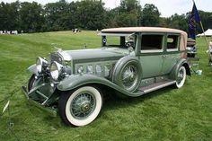 1930 Cadillac Cabriolet