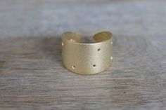 Gold Plated Gemini Constellation Ring by JulieNolanJewelry on Etsy, $45.00 *(love this ring, cool idea)*