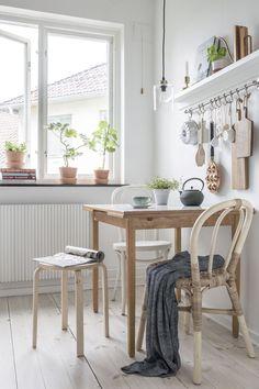 Mysigt i Majorna – se stylistens vackra trea i Göteborgs heta kvarter