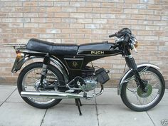 Puch Grand Prix Special - Better looking than the Magnum and faster than a Fizzy.