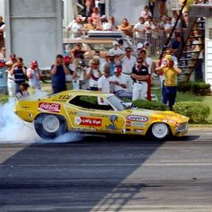 Photo by TomNagyPhotos Funny Car Drag Racing, Nhra Drag Racing, Funny Cars, Don Prudhomme, Snake And Mongoose, Drag Bike, Plastic Model Cars, Vintage Race Car, Drag Cars