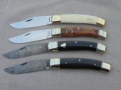 Berényi Sándor maskarák Vintage Pocket Knives, Best Pocket Knife, Folding Knives, Axe, Hungary, Sword, Weapons, Cool Stuff, Beautiful