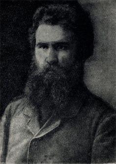 В. Г. Короленко. Фотография. 1889