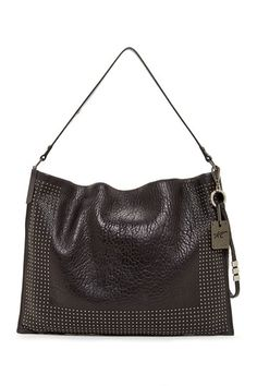 Kenneth Cole New York Fulton Studded Street Shoulder Bag by Kenneth Cole on @HauteLook