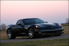 Hennessey Supercharged Corvette Grand Sport