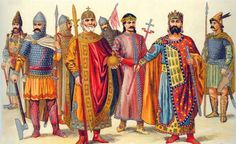 """""""Byzantine"""" is a nineteenth-century term that modern historians applied to this culture. Byzantines, on the other hand, called themselves """"Romans"""" from the beginning of the Byzantine Empire in 330 AD until it fell to the Ottomans in 1453."""