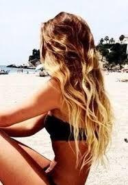 Beach waves.