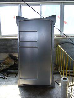 Big Chill's vintage-inspired fridge