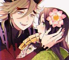 Anime Family, Character Drawing, Anime Comics, Slayer Anime, Drawings, Awesome Anime, Demon, Anime, Fan Art