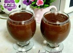 Homemade Eggless Chocolate (Spoon Spoon Yediren) – Some Popular Pins Series Nutella, Chocolate Spoons, Egg Free, Cake Recipes, Deserts, Food And Drink, Pudding, Homemade, Fruit