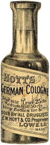 Hoyt's Cologne