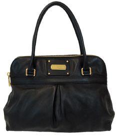 Palais Royal Jen Handbag Black Leather Satchel c5c321a29cdda