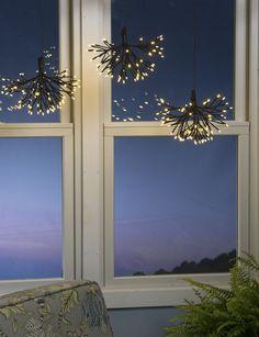 LED Winter Branch Starburst