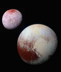 """BREAKING NEWS . . . NASA-Chefwissenschaftler kündigt für Donnerstag eine """"erstaunliche Entdeckung"""" zu Pluto an . . . http://www.grenzwissenschaft-aktuell.de/nasa-chefwissenschaftler-kuendigt-erstaunliche-entdeckung-zu-pluto20151008/ . . . Abb.: NASA"""
