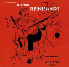 First Listen of the Day...its a Django Reinhardt sort of Sunday morning...