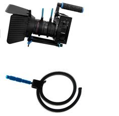 5Pcs/Lot Hot sale Camera Accessories Rubber Follow Focus Gear Ring Belt with Aluminum Alloy Grip for DSLR Camcorder Camera //Price: $14.04//     #gadgets