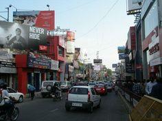 Brigade Road, Bangalore India
