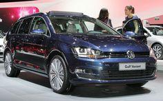 2015 Volkswagen Golf Wagon Awd