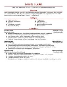 7 best perfect resume examples images on pinterest sample resume