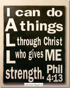 Bible Verses on canvas.