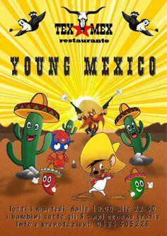 YOUNG MEXICO - Tumit Eventi
