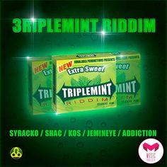 (#DancehallRiddim) Triple Mint Riddim 2015 (Rural Area) -| http://reggaeworldcrew.net/dancehallriddim-triple-mint-riddim-2015-rural-area/