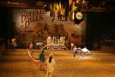 La Légende de Buffalo Bill - 2004