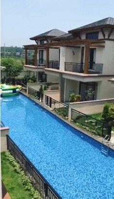 Pool river