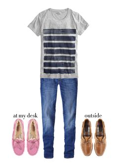 What I Wear... When Working from Home - College Prep