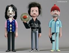 Bill Murray by A Large Evil Corporation